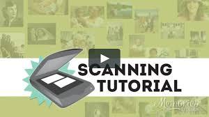 100 Memories By Design EasytoFollow Scanning Tutorial On Vimeo