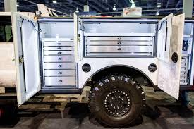 Yeti F-550 Super Duty A Go-anywhere Service Truck With A Cold Custom ...