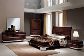 Italian Contemporary Furniture Platform Bed Choosing Italian