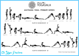 Photo Gallery Of Beginners Yoga Poses Chart