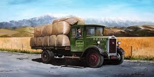 Transpress Nz: Leyland Beaver Truck, 1930s