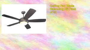 Ceiling Fan Balancing Kit Amazon by Ceiling Fan Blade Balancing Kit Pack Of 31 Youtube