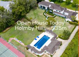 100 Holmby Hills Open House Today