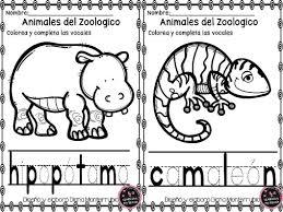 Dibujo De Un Ave Espátula En El Zoológico Para Colorear Dibujos