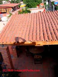 clay tile roof installation specifications specifications for clay