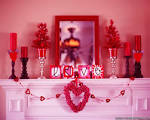Ideas: Gorgeous Valentines Decoration Ideas for Your Fantastic ... - Valentine's Day Decorating Ideas