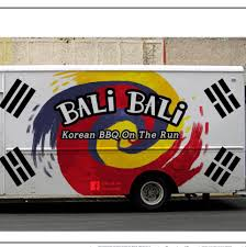 100 Korean Bbq Food Truck BALI BALI BBQ On The Run Home Facebook