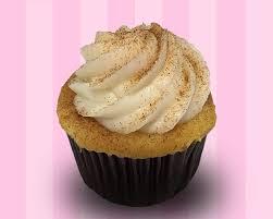 Snickerdoodle Cupcake
