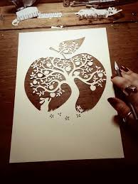 Paper Cutting Designs Templates