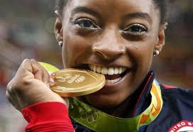 Simone Biles Floor Routine 2017 by U S Gymnast Simone Biles Soars To Ap Female Athlete Of The Year