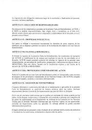 Carta De Entendimiento Entre El Ministerio De Inclusión Económica Y