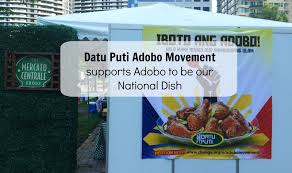 Big Ang Mural Petition by Datu Puti Adobo Movement Supports Adobo To Be Our National Dish