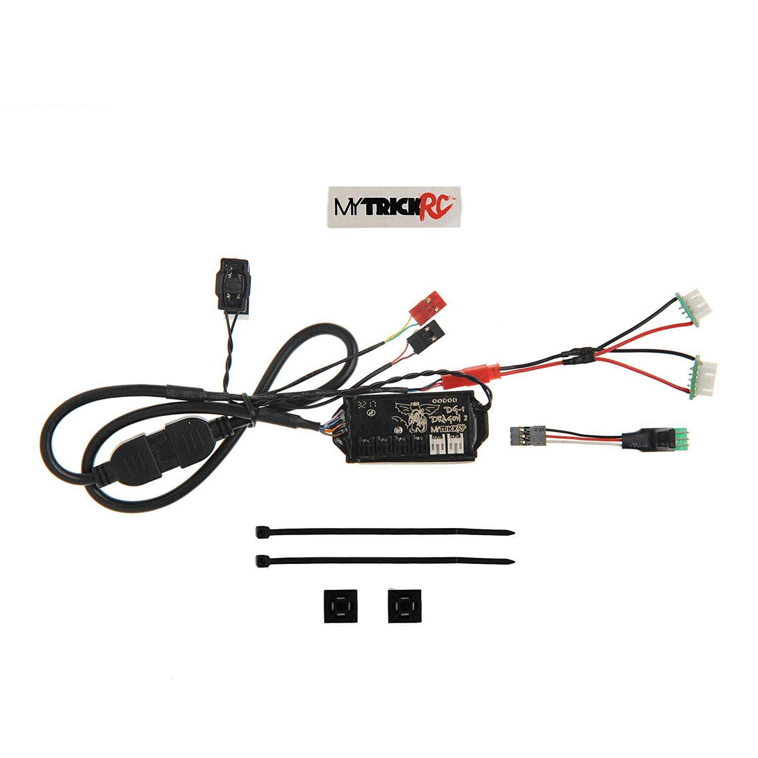 MyTrickRC RDG DG-1 Controller II - Replacement Controller for