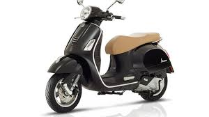 Back To The 2017 Vespa Motorcycle Model Review Page