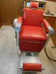 1963 paidar barber chair