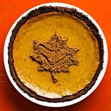 Gingersnap Pumpkin Pie Crust by Squash Pie With Gingersnap Crust