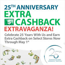 25th Anniversary Extra Cashback Extravaganza - UnFranchise Blog Mobile Shopping Offers Better Than Coupons Ibottacom Newmobshoppingretailers Top Coupon Sites For Best Seo Hot Luvs Diapers As Low Only 197 After Cash Back Hip2save Barnes Noble Mastercard Benefits And Big5 Target Shoppers Aveeno Baby Products Only 199 Ibotta Extra Promotion Up To 20 On Various Brand Seventh Generation Hand Wash 167 Ebates Reviewearn Christmas Shoppingthe Daily Change Jar Be A Paid Pupil How To Earn On Your Textbooks Ebatescom