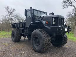 100 Real Monster Truck For Sale Military Vehicles Blog Archive AM General M818 Bobbed