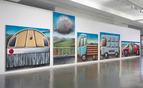 andreas schulze traffic jam at sprüth magers los angeles