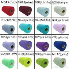 Cheap Wedding Decorations Online by Cheap Tulle Roll Spool 6x25y Tutu Wedding Gift Bow Craft Bridal