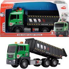 Dickie Toys 21 Air Pump Dump Truck