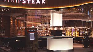 Steakhouse - Stripsteak At Mandalay Bay - MGM Resorts Aureole Mandalay Bay Rx Boiler Room Buddha Statue At The Foundation Vhp Burger Bar Skyfall Lounge Delano Las Vegas Red Square Restaurant Vodka Rick Moonens Rm Seafood Fine Ding Resort And Casino Revngocom Time Out Events Acvities Things To Do Hotel White Marble Top Table Tag Bar With Marble Top Eater