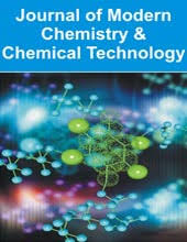 chemistry journal journal of chemistry chemical technology