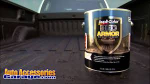 dupli color truck bed armor youtube