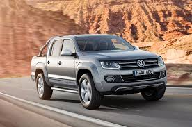 We Hear: Volkswagen Considering Pickup Or Commercial Van For The U.S.