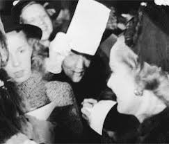 The last footage of Carole Lombard January 15 1942 Here seen in