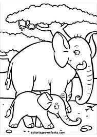 Zoo Activités Maternelle DIBUJOS PARA IMPRIMIR Prefix Elefantes