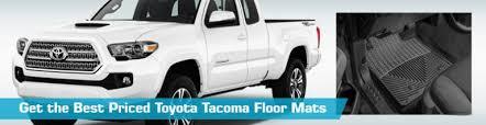 Toyota Avalon Floor Mats Replacement by Toyota Tacoma Floor Mats Auto Car U0026 Truck Floor Mats