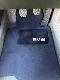 discontinued oem bmw e30 floor mats option bimmertips com