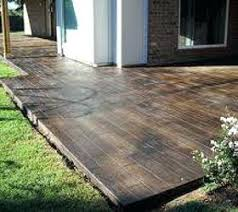concrete on wood deck lightweight concrete wood deck
