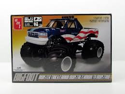 AMT Bigfoot Monster Truck – Jester's Fun Factory