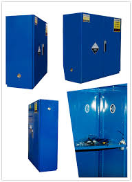 flammable corrosion chemicals storage safety cabinet view