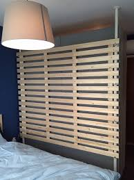 Ikea Mandal Headboard Hack by House Hack 1 Multipurpose Wooden Partition U2013 The World Is Waiting