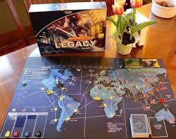 Pandemic Legacy Is The Best Board Game Everbut It Fun Ars