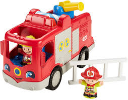 Fisher Price Little People, Helping Others Fire Truck FMN98 | You ... 2017 Mattel Fisher Little People Helping Others Fire Truck Ebay Best Price Price Only 999 Builders Station Block Lift N Lower From Fisherprice Youtube Vintage With 2 Firemen Vintage Fisher With Fireman And Animal Rescue Playset Walmartcom Fun Sounds Ambulance Fisherprice 104000 En Price Little People Fire Truck In Rutherglen Glasgow Gumtree Buy Sit Me School Bus Online At Toy Universe Ball Pit Ardiafm