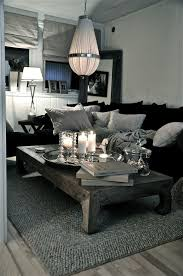 Black Leather Couch Living Room Ideas by Best 25 Black Couch Decor Ideas On Pinterest Black Sofa Living
