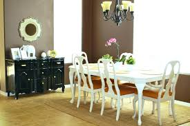 Queen Anne Dining Set Tables Room Table Of With Refinished Style Chairs Sets