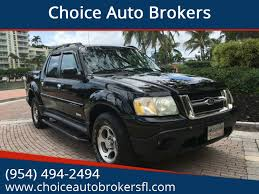 2004 Used Ford Explorer Sport Trac XLT At Choice Auto Brokers ... Auto Choice Chevrolet Buick In Bellaire Serving Moundsville And Body Opening Hours 506168 Hwy 89 Mono On Rcas_florida Right Sales Marvin Maryland Called Drivers Truck Used Cars Cadillac Mi Dealer 2012 Silverado 1500 Lt At Brokers Automotive Group 1606 W Hill Ave Valdosta Ga 31601 Buy Champion Athens Al A Huntsville Decatur Madison 2004 Ford F150 Lariat Stock 160515 Carroll Ia 51401 First Inventory 2010 Ltz 160522 Hellabargain 2013 Toyota Prius V Cvt Gray Sacramento