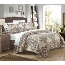 Lush Decor Belle 4 Piece Comforter Set by Belle Bedding Quilt Set Walmart Com