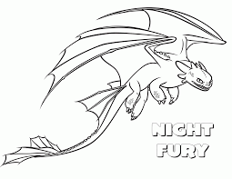 How To Train Your Dragon Coloring Pages Pdf