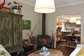 adelaide corner wood burning living room eclectic with my houzz