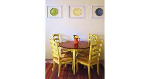 DIY Dining Room Hanging Plates On Wall Decor
