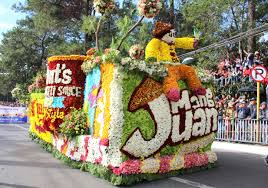 Parade Float Decorations Philippines in photos stunning floats in full bloom at panagbenga 2016