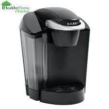 Keurig K45 K450 Target Elite Brewer Manual Coffee Maker Black