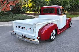 100 41 Chevy Truck A History Of To 59 Chevrolet Pickups