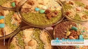 de cuisine tunisienne recette de cuisine assida zgougou tunisienne kerkennah